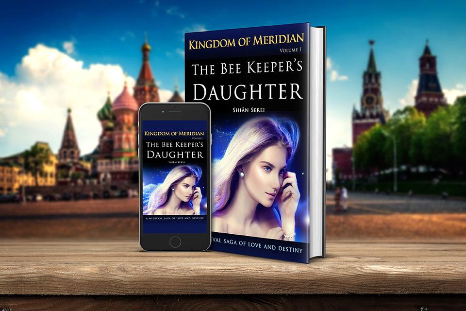 Shian Serei published Kingdom of Meridian in Russia