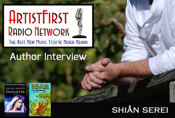 Shiån Serei interviewed on Artist First Radio Network