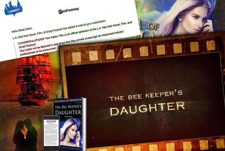 Romance Novel Trailer Wins at LA Film Festival